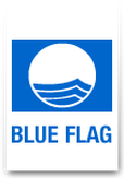Blue Flag Award.